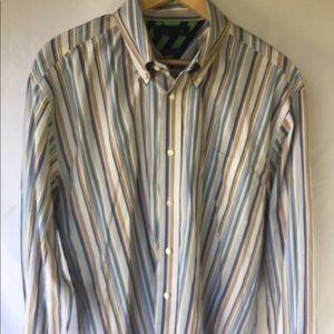 TOMMY HILFIGER Striped Dress Shirt